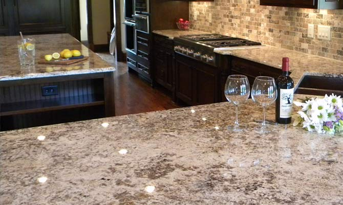 Attrayant Choose Granite Countertops For Your Remodeling Project