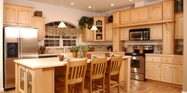 Benefits of Maple Kitchen Cabinets