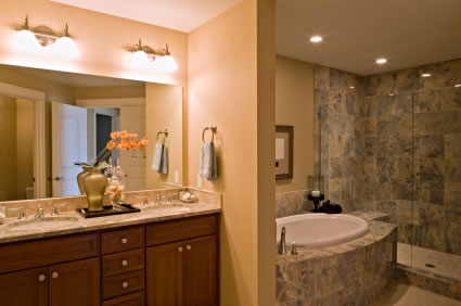 Your bathroom remodel: Maximizing space on a budget!