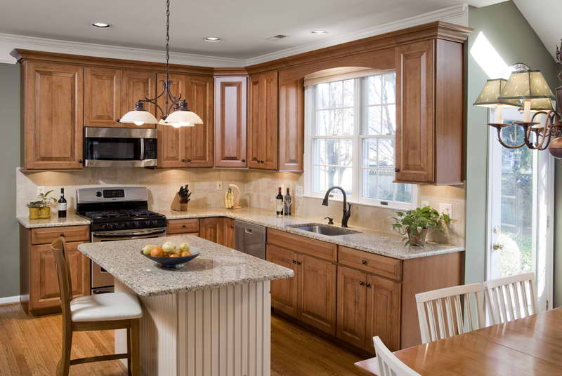 What will kitchen remodels look like in 2016 cabinetry for Updated kitchen remodels