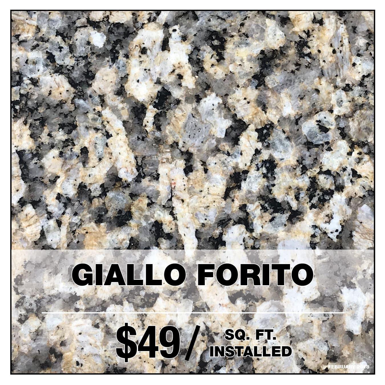 Giallo FORITO