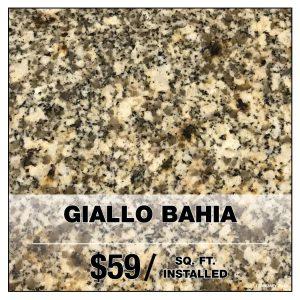 Giallo Bahia