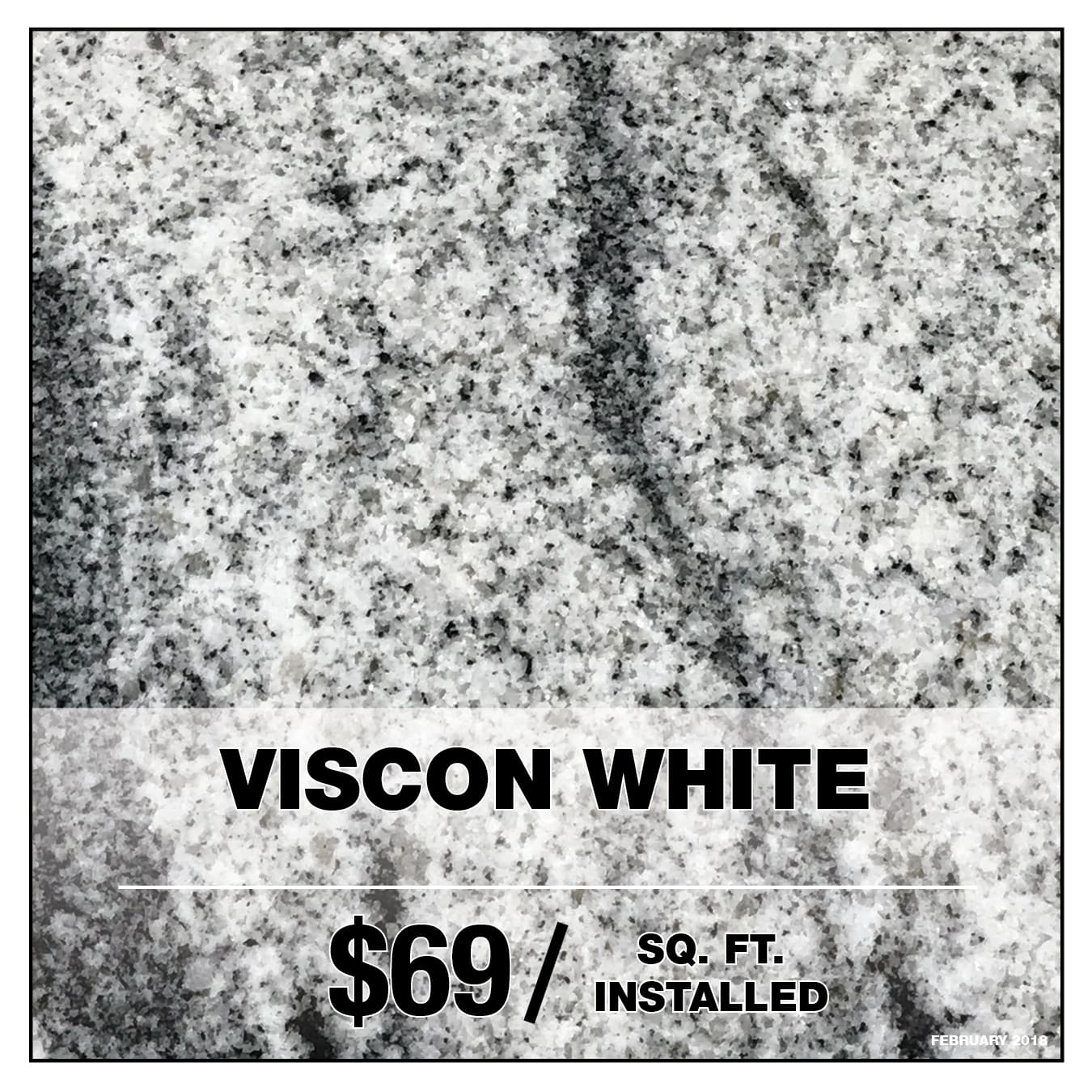 VISCON WHITE
