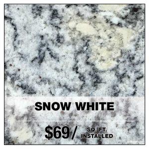 24 SNOW WHITE