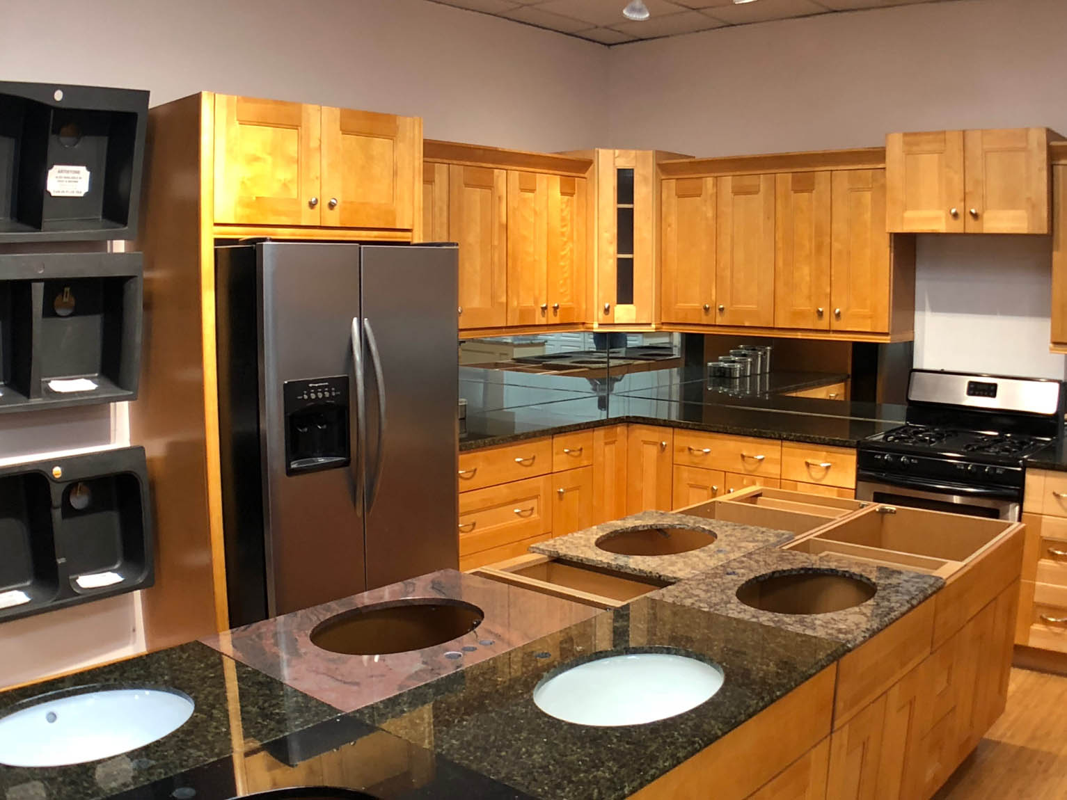 Granite Countertops:  An Overview