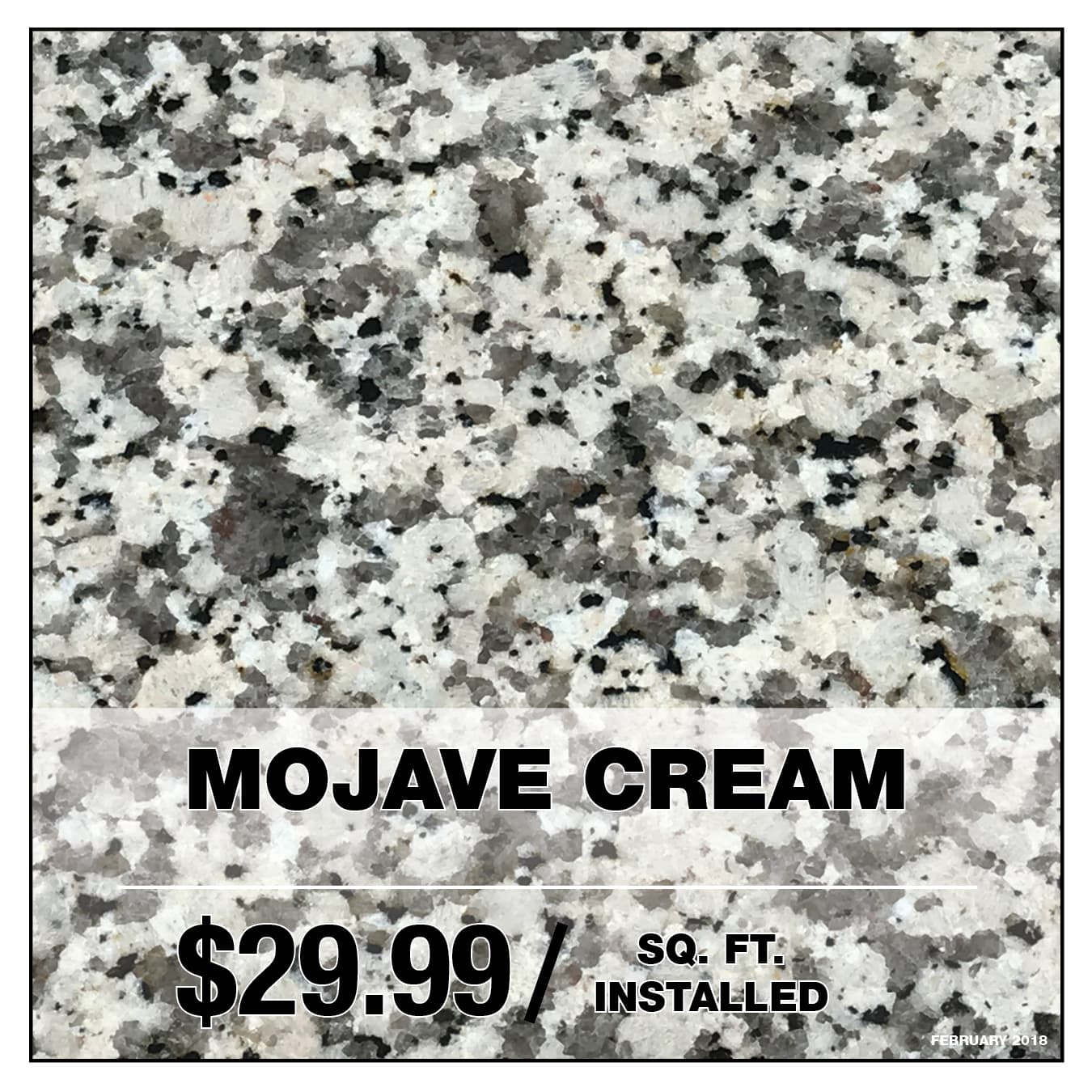 Mojave Cream
