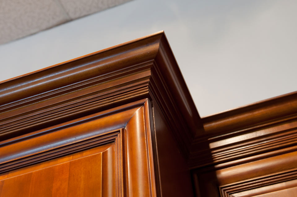 Coffee Maple Cabinets
